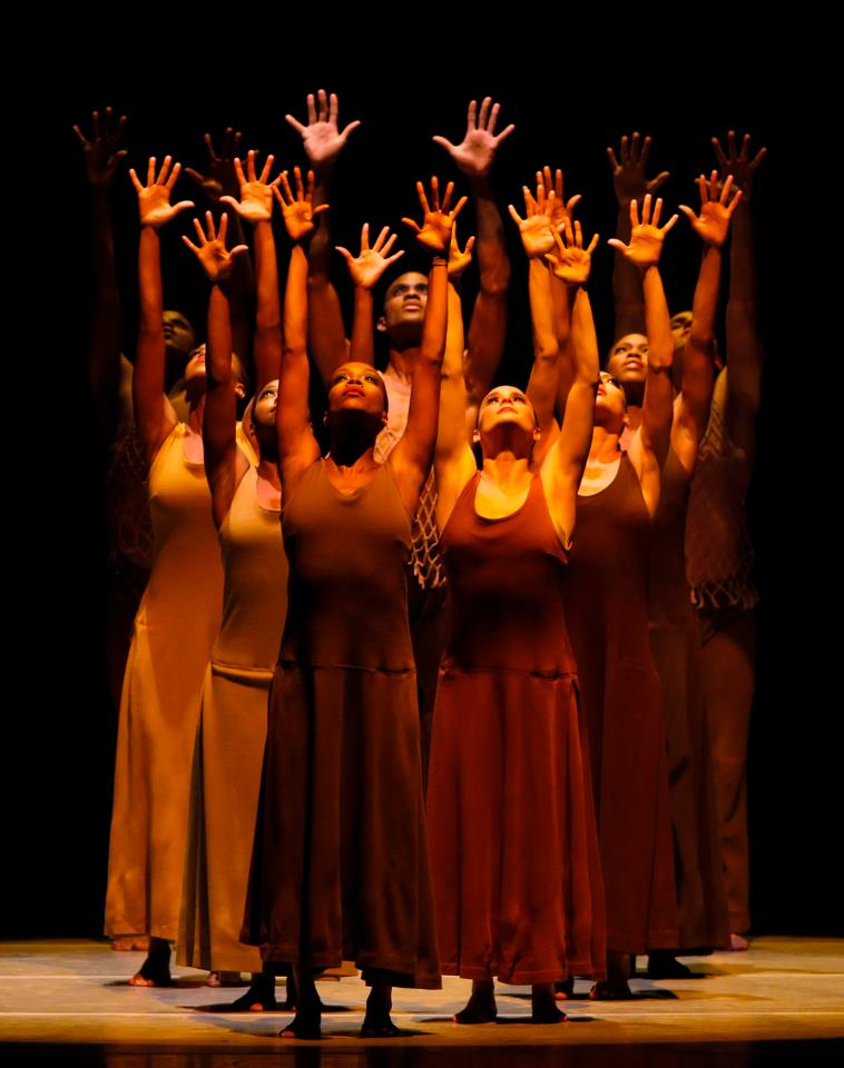 In the News: Alvin Ailey American Dance Theater! | Soleil's To-Dos