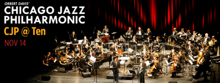 Chicago Jazz Philharmonic at 10